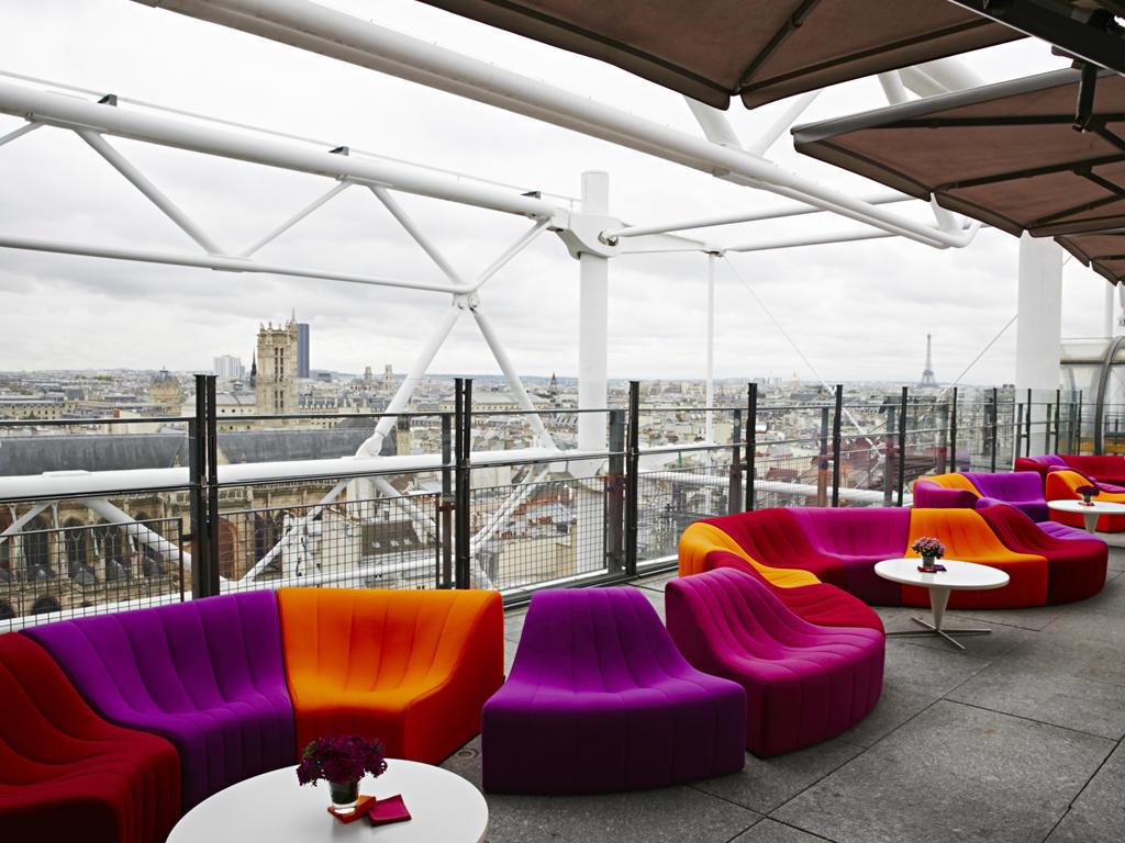 CLINIQUE Centre Pompidou