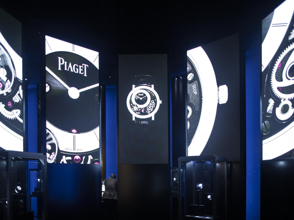 Stand Piaget
